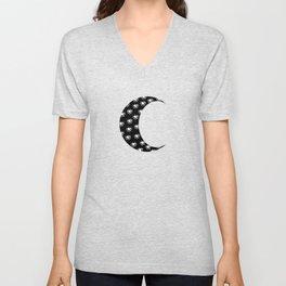 Eye Moon Unisex V-Neck