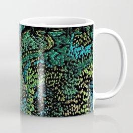 cheerful handmade embroidery in the digital world Coffee Mug