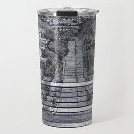 Steepest Street Bench Travel Mug