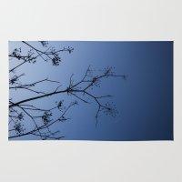 night sky Area & Throw Rugs featuring Night Sky by Shy Photog