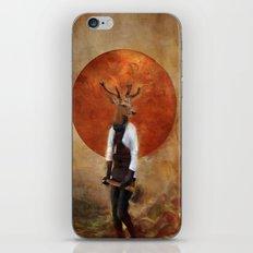 Deer Dear iPhone & iPod Skin