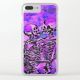 Love, Always Clear iPhone Case