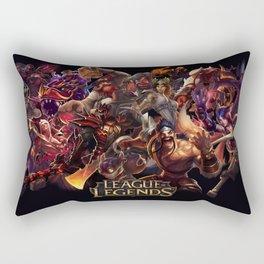 League Rectangular Pillow