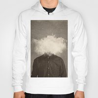 Hoodies featuring Head In the clouds by Seamless
