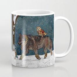 Winter Journey Coffee Mug