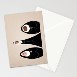 Three Nuns Stationery Cards