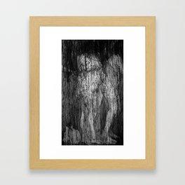 Magdalena II (un desdoblamiento) Framed Art Print