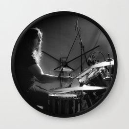 The Kelleys - Drummer(S) Wall Clock