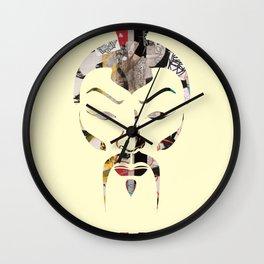 Power Khan Wall Clock