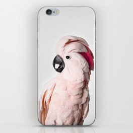 Pink Cockatoo iPhone Skin