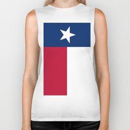 Flag of Texas Biker Tank