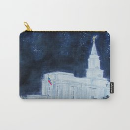Guayaquil Ecuador LDS Temple Carry-All Pouch