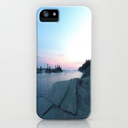 Manitoulin Evening iPhone Case