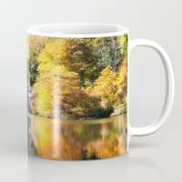 serenity Mugs featuring Serenity by Captive Images Photography
