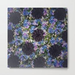 Flowers B1 Metal Print