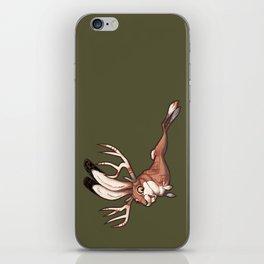 Jackalope and Thunderbird iPhone Skin