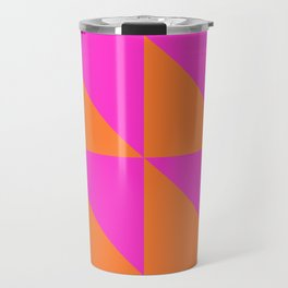 Summer Semaphore Travel Mug