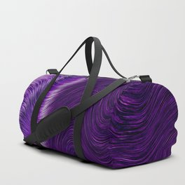 Purple daze 23 Duffle Bag