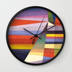 You Were Trying Too Hard Wall Clock