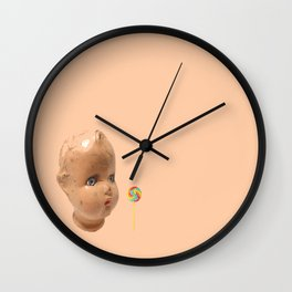 Baby doll :) Wall Clock