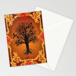 Goldleaf and Grackles Stationery Cards