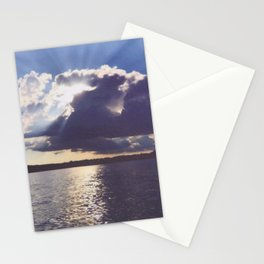 And we thought it was just an ordinary day Stationery Cards
