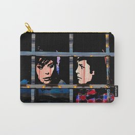 We See The Stars From Behind These Bars Carry-All Pouch