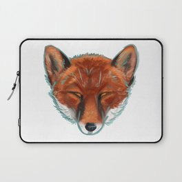 Fox Face Laptop Sleeve