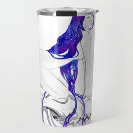 Wolf Spirit II Travel Mug