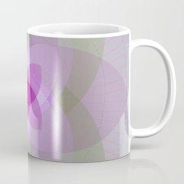 Lotus flower light Coffee Mug