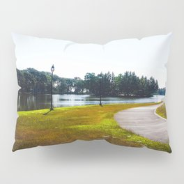 The Lakeshore from home Pillow Sham
