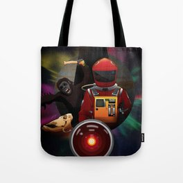 2001: A Space Odyssey T-Shirt Tote Bag