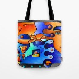 Terramessia - fantasy beauty Tote Bag