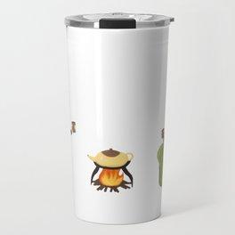 Cup of Tea with Iroh Travel Mug