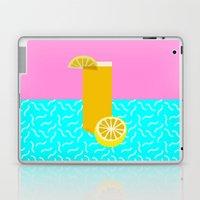 Lemonade /// www.pencilmeinstationery.com Laptop & iPad Skin