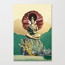 Third Jhana Canvas Print