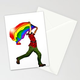 """""""Proud Paul"""" Stationery Cards"""