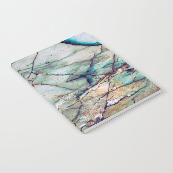 Azul Macaubas Marble Notebook