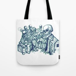 We've Been Expecting You Tote Bag