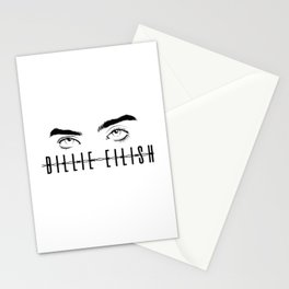 Billie Eilish Merch Stationery Cards