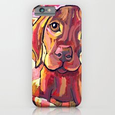 Dog with Shoes iPhone 6s Slim Case