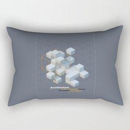Cube Rectangular Pillow