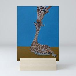 A Loving Kiss Mini Art Print