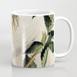 """A Fairy Resting in a Hammock"" by Amelia Jane Murray Coffee Mug"