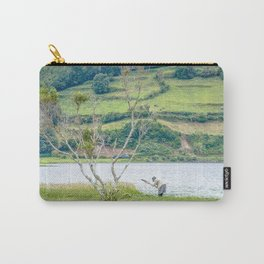 Azores Sao Miguel Carry-All Pouch