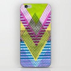 Isometric Harlequin #7 iPhone Skin