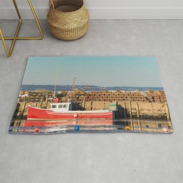 Mill Cove Lobstering Rug