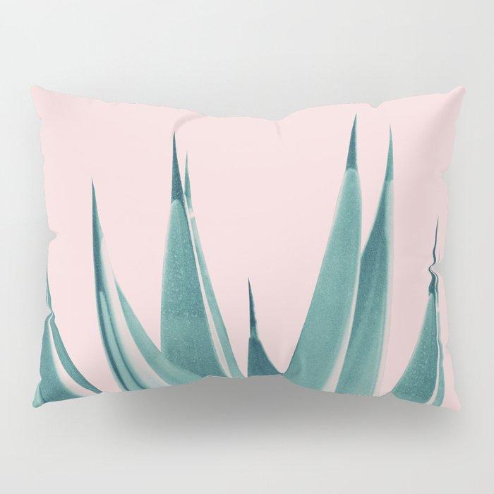 Blush Agave Dream #1 #tropical #decor #art #society6 Pillow Sham