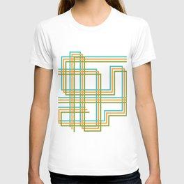 Square Ways T-shirt