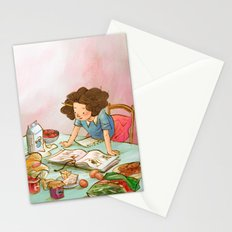 Foodie Stationery Cards